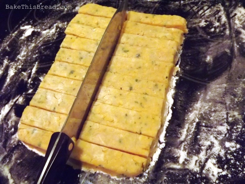 Easy Cheese Puff Crackers Dough Tip Bake This Bread