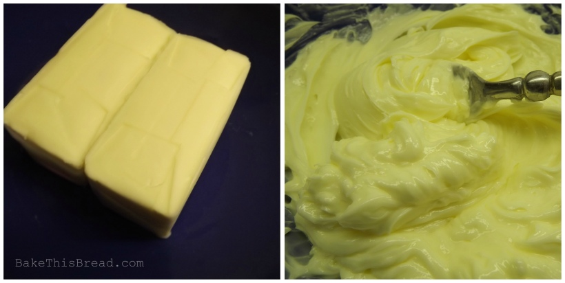 1 cup butter for Cheese Puff Crackers recipe Bake This Bread