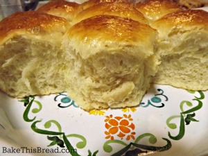 Hot and fluffy buttermilk biscuits made with yeast by bake this bread